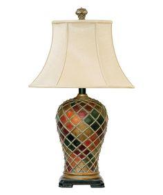Bellevue Finish Joseph Table Lamp #zulily #zulilyfinds