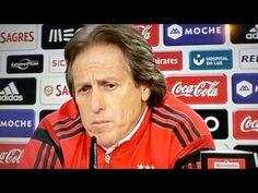 "Jorge Jesus ""tens que ter morning(money)"" - YouTube"