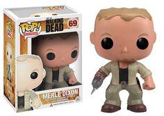 Pop! TV: The Walking Dead - Merle