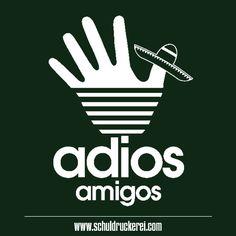 Wir gehn... #adiosamigos  #ak18 #abschlussshirts #abschlusspullis #abschlussmottos #abschlussklasse #abishirts #abipullis #abiklasse #abschlussklasse #abifeier #abimottos #schuldruckerei