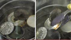 COMO LIMPAR PEÇAS DO FOGÃO Olá queridas leitoras! A maioria da das mulheres assim como eu, não gosta de limpar as bocas do fogão, mas mesmo assim executamos essa tarefa. Hoje venho trazer uma dica para tornar essa tarefa mais simples. Eu testei e gostei, realmente funciona! Como fazer: Coloque numa panela água e três…
