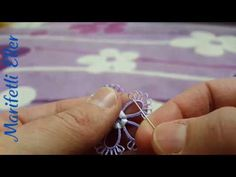 Mekik Oyası Havlu Kenarı Yapılışı 2. Video -Mezar Taşı- - YouTube Tatting, Diagram, Jewelry, Youtube, Dots, Romanian Lace, Needlepoint, Beaded Jewelry, Jewellery Making
