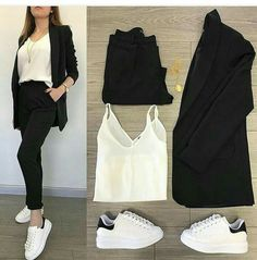 26 Ideas For Sport Shoes Outfit Hijab – Hijab Fashion Hijab Casual, Casual Work Outfits, Chic Outfits, Trendy Outfits, Look Fashion, Hijab Fashion, Trendy Fashion, Fashion Outfits, Womens Fashion