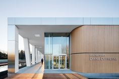 The Centre d'Art Diane-Dufresne by ACDF Architecture Helps Put a Montreal Suburb on the Map