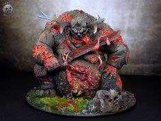Erebi Miniatures: Warhammer - Great Unclean One