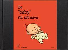 personlig bog til baby
