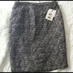 Nwt Calvin Klein skirt Nwt Calvin Klein skirt from Macys. Price tag not included. Size 2 zips down the back and has a clasp. Has a inside liner. Shell is cotton, polyester, and linen lining is polyester. Dry clean only Calvin Klein suits Skirt only styled picture just to give you a idea on styling. Price is definitely not firm and Much cheaper bundled. Happy to entertain most offers using the offer feature. Calvin Klein Skirts Pencil