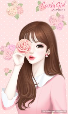 Download 3000+ Wallpaper Animasi Wanita Korea HD Terbaik