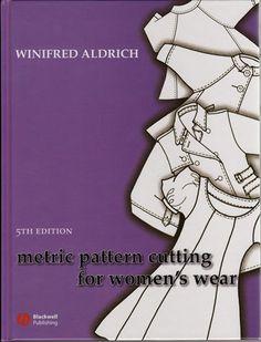 Metric pattern cutting womenswear winifred aldrich winifred fehr trade metric pattern cutting book reveiw fandeluxe Images