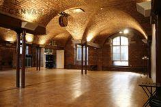 Unique London venue: The Crypt