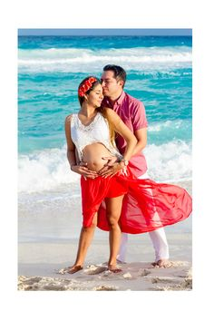 Sesiones maternidad. Photo shootings Riviera Maya. Cancun 2016.