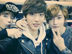 Minpyo//Heedo//J-Hoon -B.I.G
