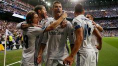 #Fútbol: El Real Madrid avanza a la Final de la Liga Campeones