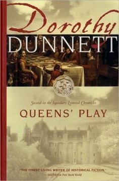 Queen's Play ,Having cleared his name in Scotland Lymond takes on an unlikely alias in order to infiltrate the French Court and protect the future Mary - Queen of Scots from her would-be assassins, but in the whirl and rush of Europe's most decadent and reckless Court, he finds it increasingly difficult to remember where play-acting ends and self-destructive excess begins.