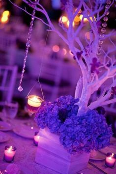 Your Wedding in Color: Purple and Blue | Arabia Weddings