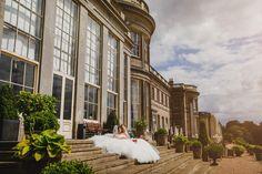Wedding Photography at Wynyard Hall by North East and Newcastle Wedding Photographers Photography Wedding Inspiration, Wedding Ideas, Middlesbrough, Durham, Newcastle, Backdrops, Wedding Venues, Street View, Wedding Photography