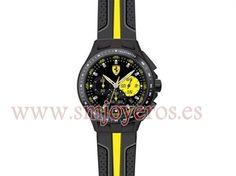 e3c0d396eeb4 Reloj Ferrari Hombre .Modelo 0830025.   Coleccion RACE DAY.   Caja de