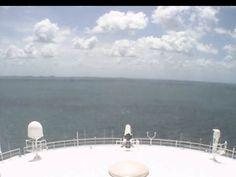 Pacific Pearl - Bridge (Forward) Webcam / Camera