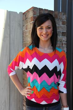 The Willow Tree - Missoni Top, $29.95 (http://willow-tree.mybigcommerce.com/missoni-top/)