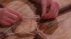 Fabriquer un carillon en bambou