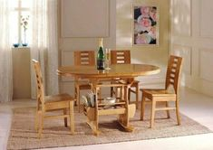 30 Best Oval Tables Ideas You'll Love - InteriorSherpa Wooden Dining Table Designs, Wooden Dining Tables, Glass Dining Table, Dining Table Chairs, Dining Room Design, Dining Table Sizes, Dining Room Furniture Sets, Wood Table, Side Chairs