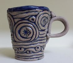 Beautiful coil pots by Jim Irvine | Row's Pottery Shed