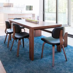 Gus* Modern sale starts January 4 and lasts through the 31st! Get 15% off beautiful, modern furniture.   Plank Dining Table by Gus Design Group | Smart Furniture