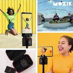 🔝 Το Smart Selfie Mount της #Pivo, είναι αυτό που χρειάζεσαι για να τραβήξεις μία καλή selfie ή ένα video επαγγελματικού επιπέδου   Mozik Blog Selfie Stick, Walkie Talkie, Talk To Me, Blog, Blogging