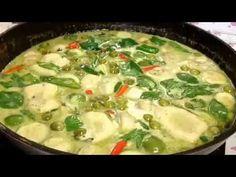 วิธีทำแกงเขียวหวานไก่byแหม่ม green Curry