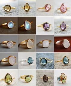SALE 15 OFF June Birthstone Ring  Rainbow Moonstone Ring by OhKuol, $52.70