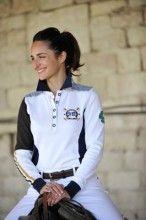 Horsewear Newmarket Cheri Ladies Polo Shirt  Was
