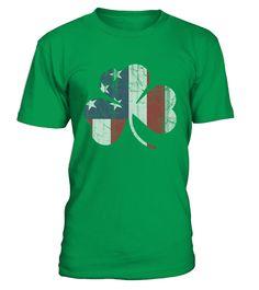 Popular St Patrick's Day Patriotic Shirts for men,women and kids. Irish American Flag Shamrock green t shirts
