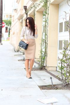 Neutrals and Black 1 by Stylish Petite, via Flickr