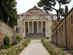 Andrea Palladio - Villa Capra (La Rotonda)