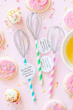 Easter Baking Party Invitations