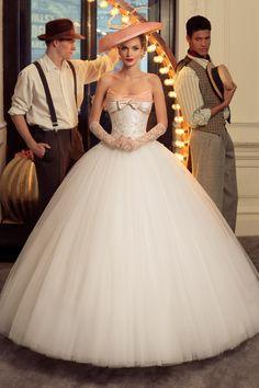 Espectaculares vestidos de novias | Colección Tatiana Kaplun