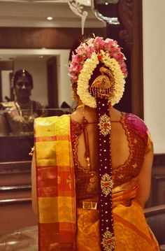 South Indian bride :)