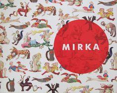 Mirka Mora Colouring Book   It's my cake