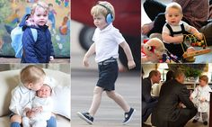 """HELLO! on Twitter: """"Prince George's biggest – and cutest – milestones as he turns three:"""