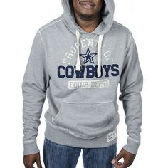 Dallas Cowboys Discoverer Hoody | Dallas Cowboys Clothing | Dallas Cowboys Store - Dallas Cowboys Pro Shop