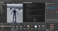 Game engine/SDK for C#. Windows.