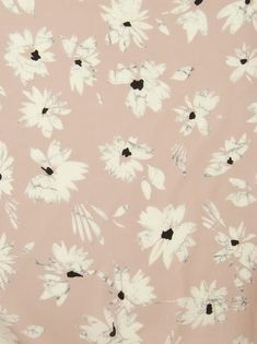MARGA PALE lightweight viscose  This viscose fabric is light and soft. The luxorious fabric with printed white flowers drapes beautifully. It's perfect for blouses, skirts, tunics, loose tops, floaty dresses or kimonos.  This listing includes one ready cut piece of fabric and it is cut