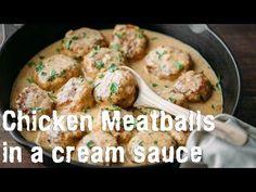 Ces boulettes de poulet et riz sont à tomber! C'est assurément le repas familial par excellence! - Ma Fourchette