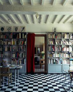HOUSE IN BELGIUM  ph claudio tajoli