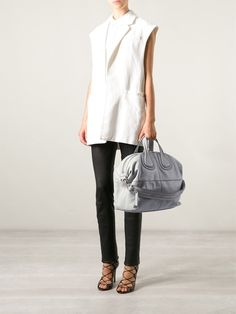 #givenchy #nightingale #bag #tote #grey #woman #fashion www.jofre.eu