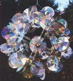 CD art for 90's centerpiece