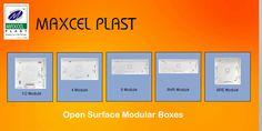 Open Surface Modular Boxes