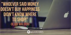 Share if you agree :) #ClickStores #Shopping #Happiness #OnlineShopping