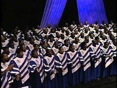 """▶ Lord You're Holy featuring Lecresia Campbell - Mississippi Mass Choir,""""Amazing Love"""" - YouTube"""