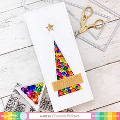 Cozy Christmas, Christmas In July, Christmas Paper, All Things Christmas, Christmas Cards, Slimline Christmas Tree, Snowflake Background, Christmas Sentiments, Foam Crafts